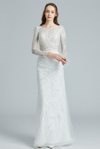 9231 - Free shipping Wedding Dress Evening Dress Beading Lace
