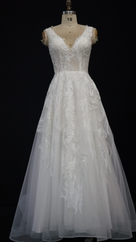 92110 - Free shipping Wedding Dress Evening Dress