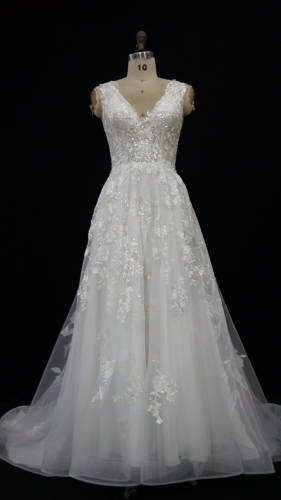 9210 - Free shipping Wedding Dress Evening Dress